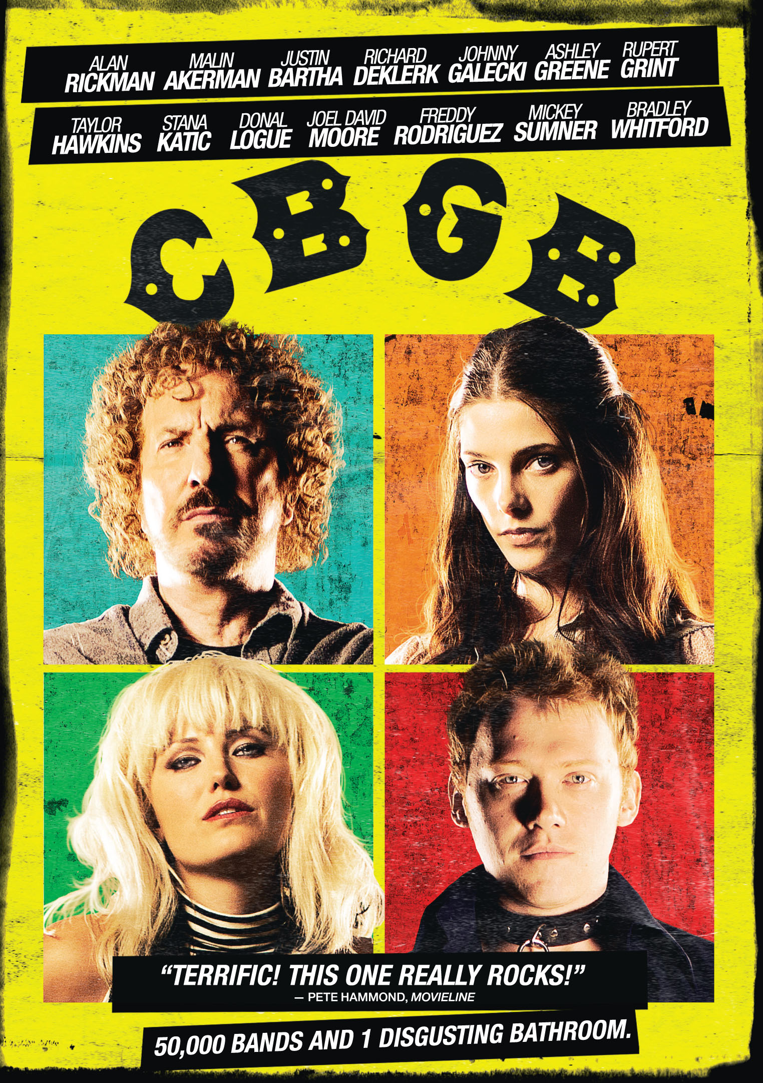 CBGB DVD Win a CBGB DVD and Signed Poster From ShockYa!