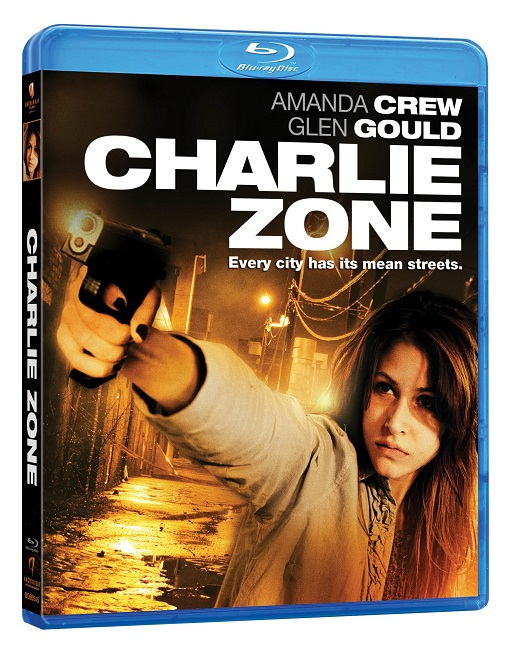 CHARLIE ZONE blu ray 3D Charlie Zone Trailer and Cover Art Released