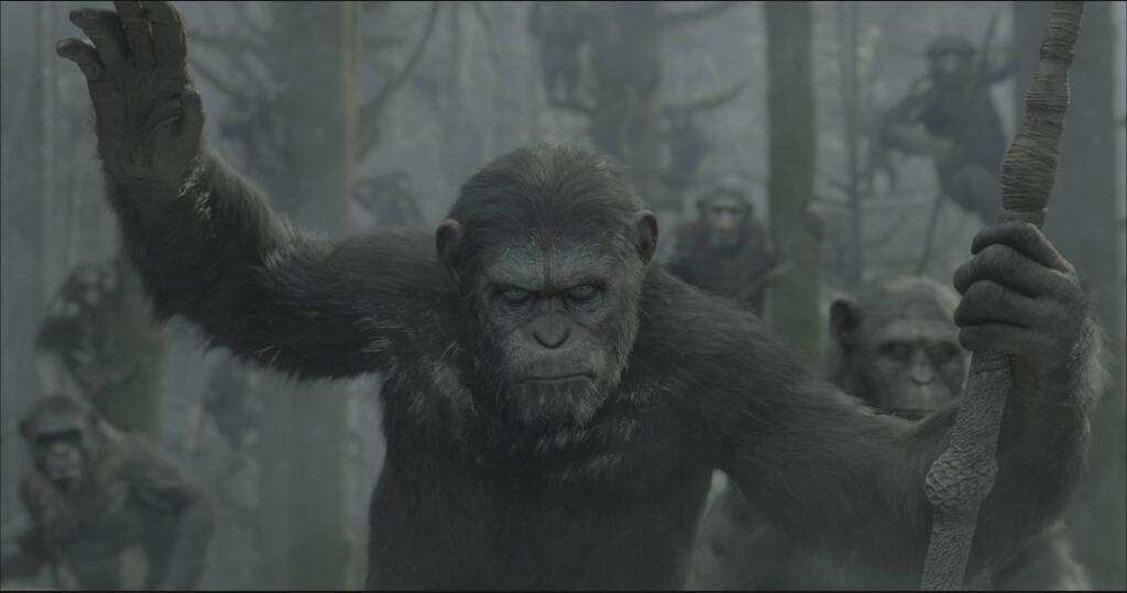 Caesar from Dawn of the Planet of the Apes First Look at Caesar from Dawn of the Planet of the Apes