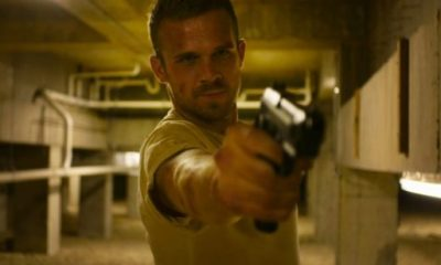 Cam Gigandet Black Site Delta Photo