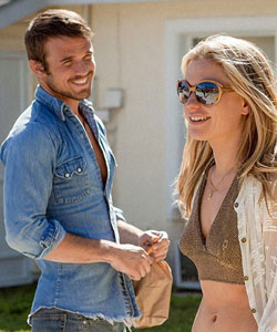 Cam Gigandet and Anna Paquin in Free Ride