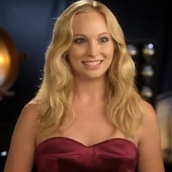 Candice Accola in The Vampire Diaries