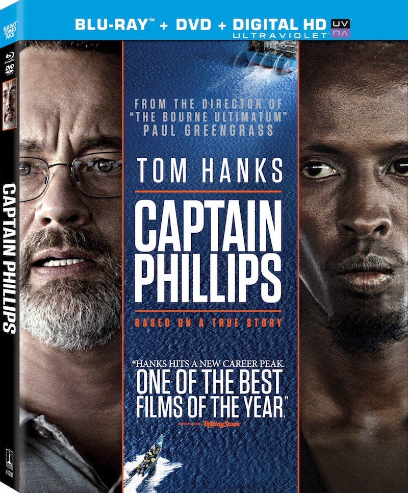 Captain Phillips Sailing Home with Blu-ray and Digital Dowload Release