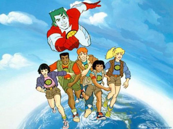 Captain Planet and the Planeteers Movie News Cheat Sheet: Moore For Coin, Diaz For Hannigan, And Weitz For YA
