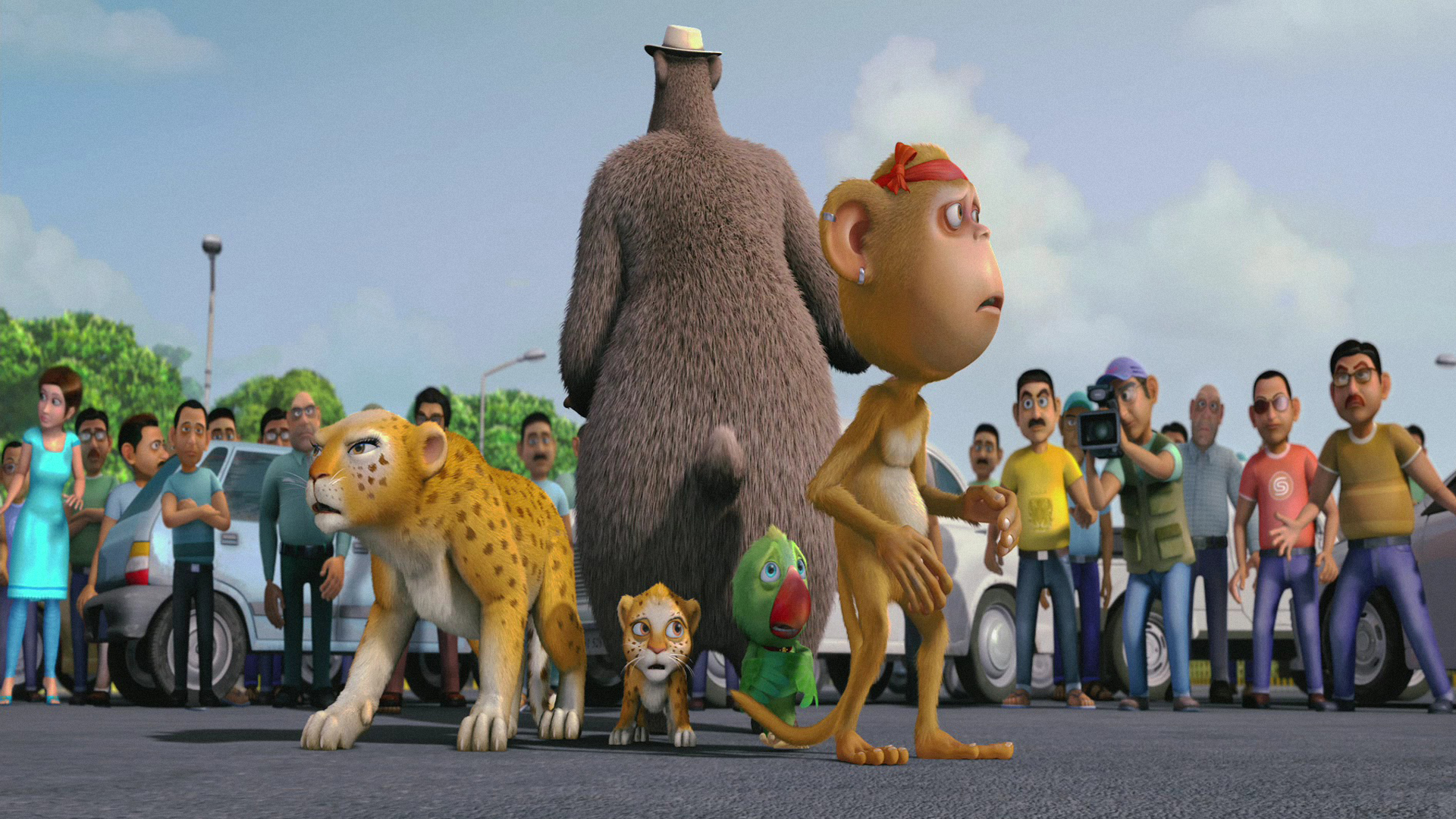 Carey Elwes' Animated Film Delhi Safari Now Available On Home Release