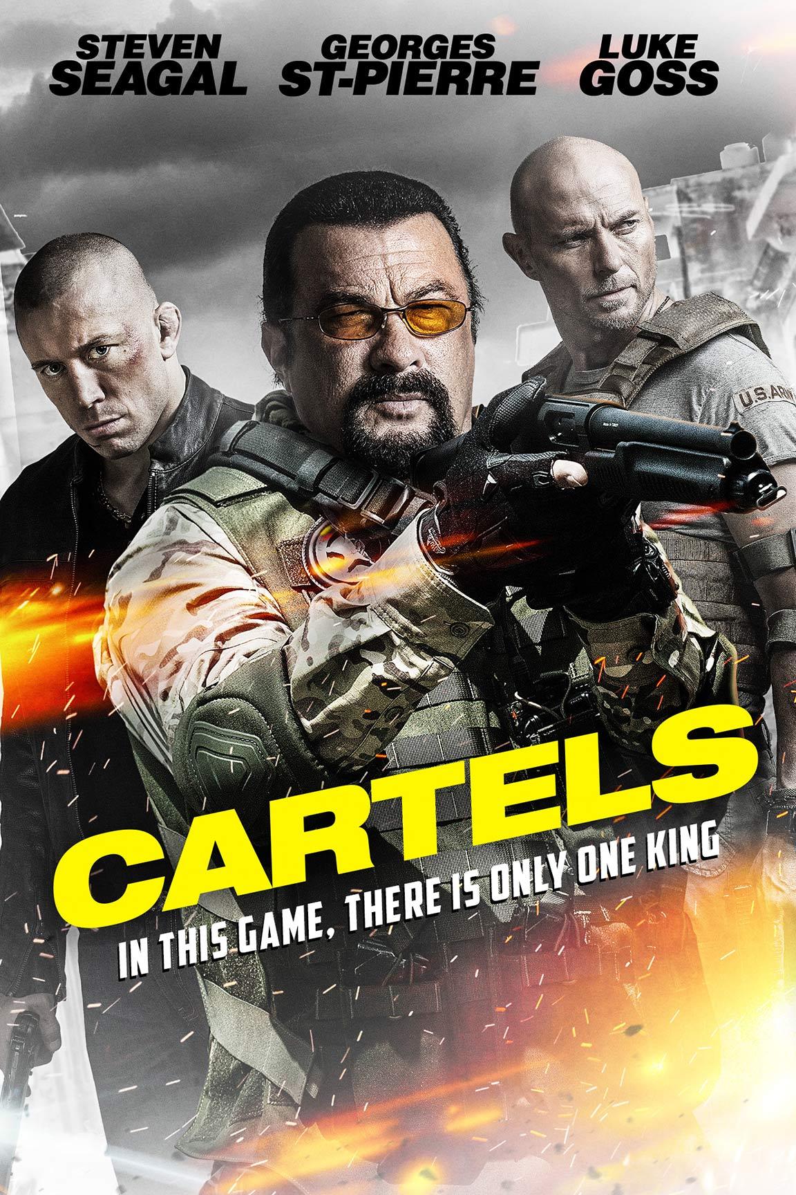 Cartels Poster