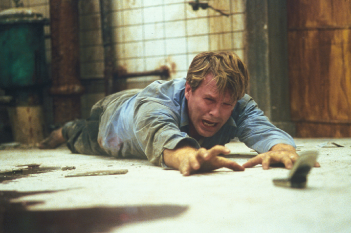 Cary Elwes in Saw