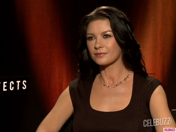 Catherine Zeta Jones Says Everyone Needs to Take Responsibility For Media Violence Catherine Zeta Jones Says Everyone Needs to Take Responsibility For Media Violence