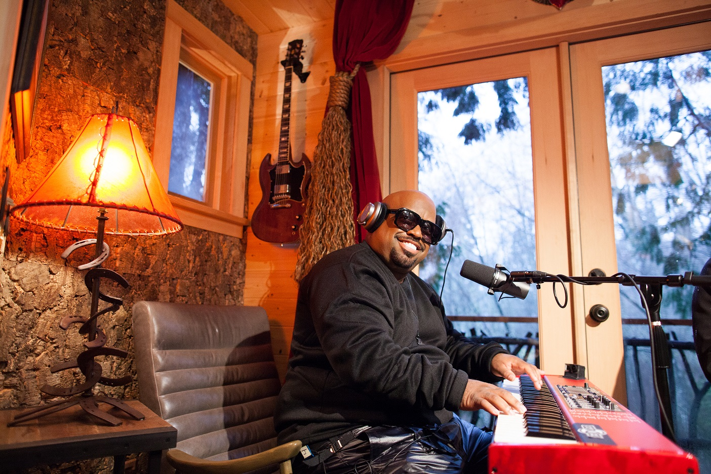 Ceelo Treehouse Masters CeeLo Greens Twitter Comments Cost Him Reality Show