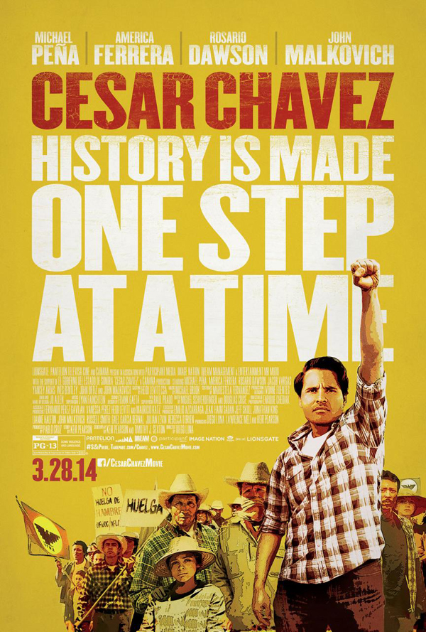 Cesar Chavez Poster SXSW 2014: Cesar Chavez Movie Review