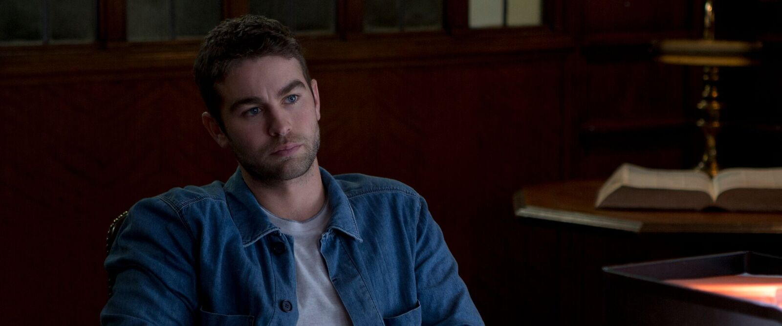 Chace Crawford in Eloise