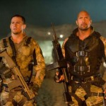 Channing Tatum Dwayne Johnson GI Joe Retaliation 150x150 Box Office Predictions: Cartoon Cavemen To Dethrone The Wizard