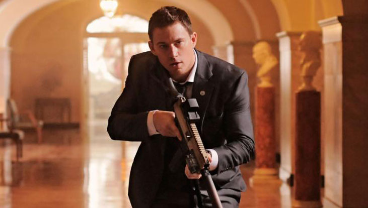 Channing Tatum White House Down Thumb Win a Copy of White House Down via ShockYas Twitter Giveaway