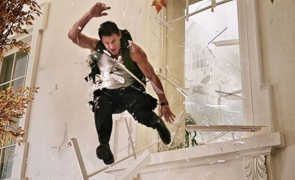 Channing Tatum White House Down Box Office Predictions: Not Enough Heat To Take Down The White House