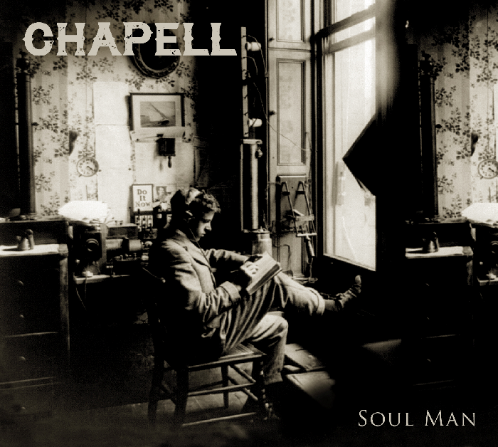 Chapell Soul Man EP Cover