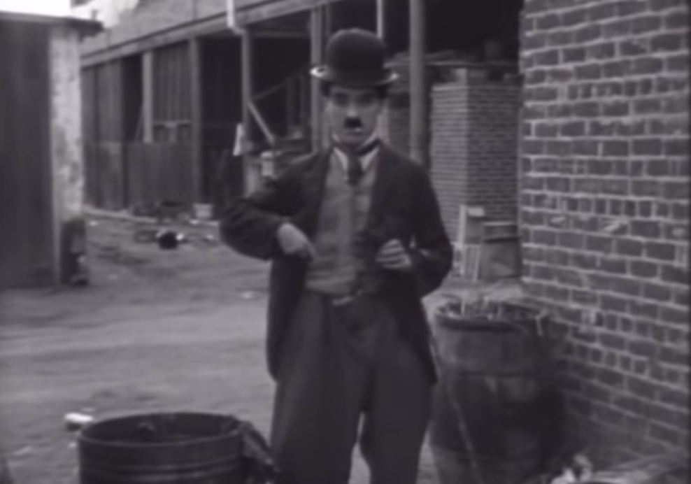 Charlie Chaplin The Kid Watch FilmOn Binge: Charlie Chaplin for Free
