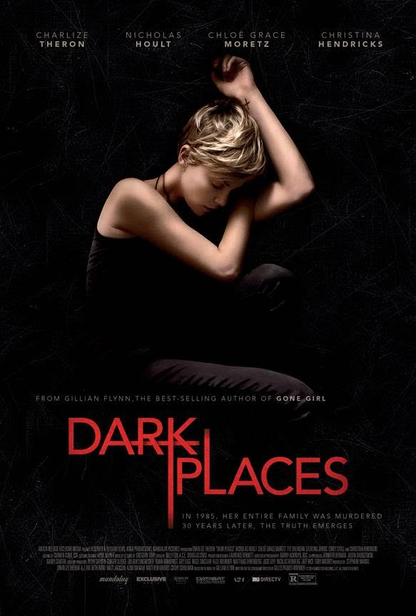 Charlize Theron Returns to Dark Places in New Trailer and Poster