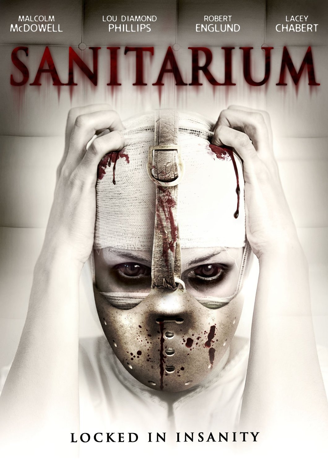 Check Into Sanitarium with the Horror Thrillers DVD Check Into Sanitarium with the Horror Thrillers DVD Release