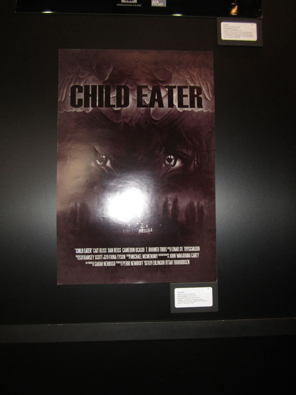 Child Eater SXSW Poster SXSW 2013: Posters For Some Girl(s), Cheap Thrills, Gus And More!