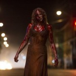 Chloe Moretz Pig Blood Carrie 150x150 Creepy New Poster from Carrie Arrives