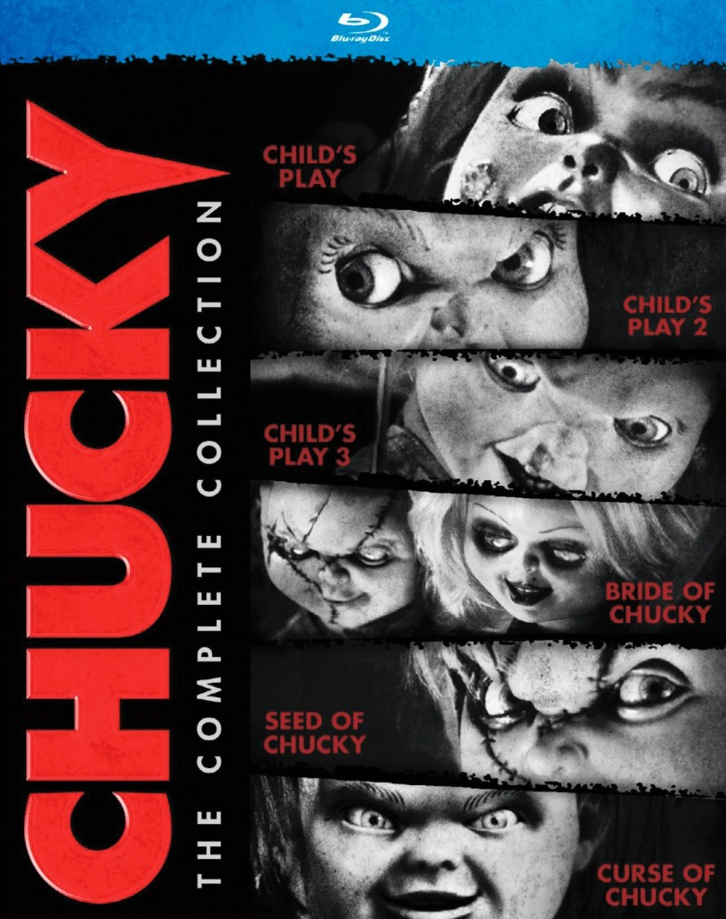 Chucky Complete Collection ShockYas Black Friday Gift Guide