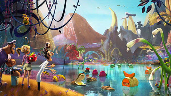 Cloudy with a Chance of Meatballs 2 Movie News Cheat Sheet: Sundance Highs, Lance Armstrong Lows