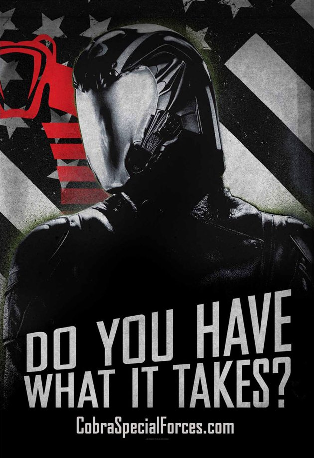 Cobra Special Forces Cobra Wants You To Watch Their New Recruitment Video!