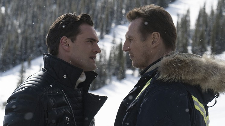 Cold Pursuit Movie