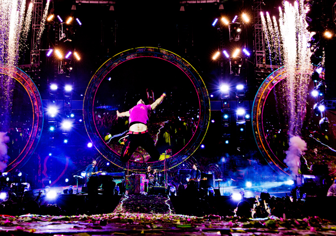 Coldplay Live 2012 Movie DVD Reviews: Paranormal Activity 4, Nobody Walks, Allegiance, All Superheroes Must Die and Three Stars