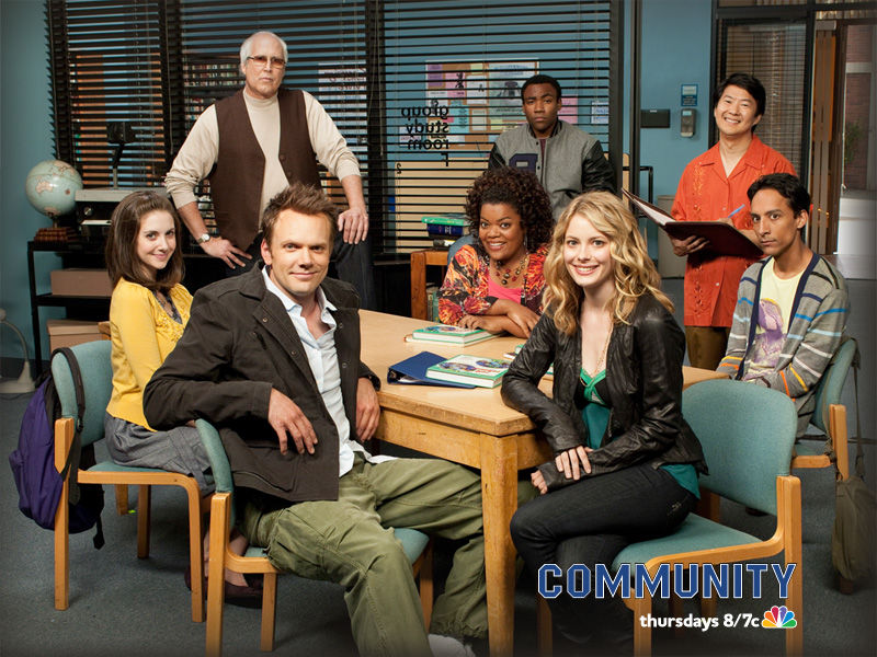 Community No Six Seasons and a Movie for Community
