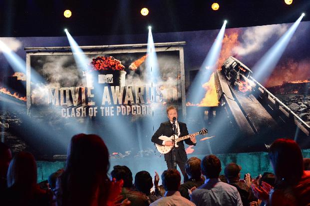 Conan O'Brien Hosted the Explosive 2014 MTV Movie Awards