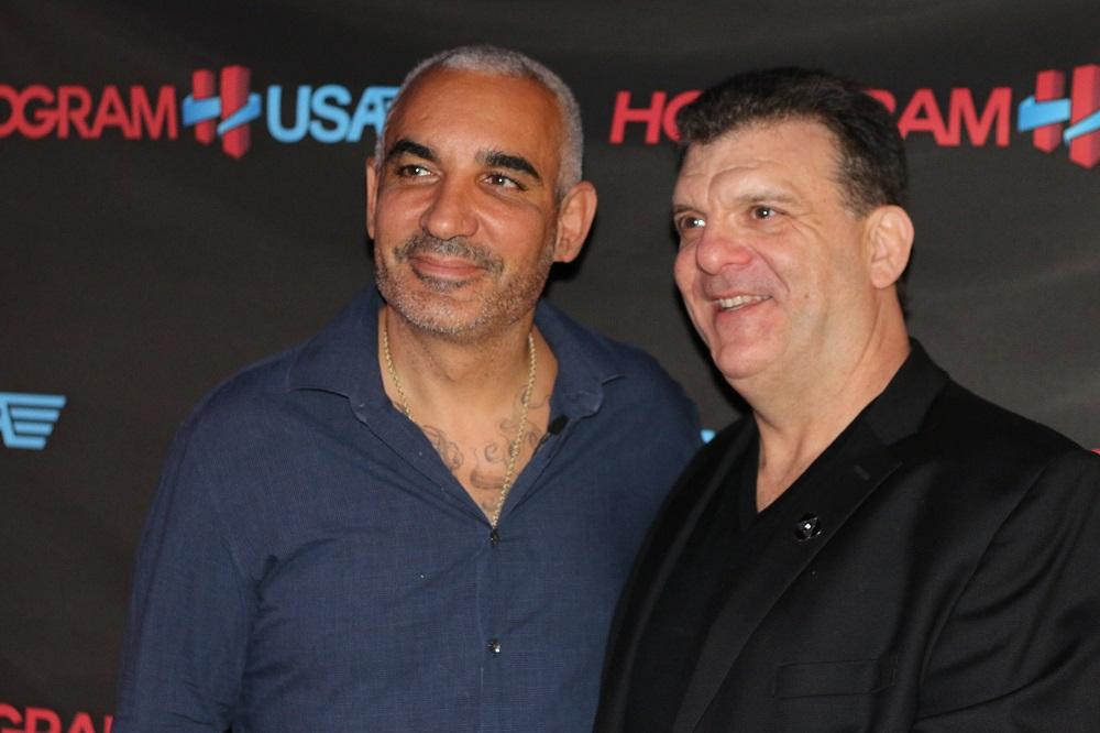 Cory Weisman and Alki David