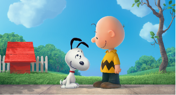 Crack Open Happiness with the Peanuts Gang with New Teaser Trailer