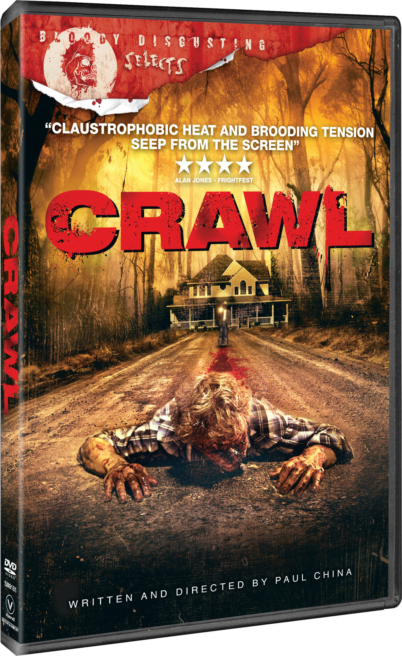 Crawl 3D New Clip From Crawl Released