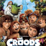 Croods Int RatedPosterFinal 150x150 The Croods Posters Evoke Family Friendly Fun