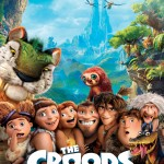 Croods RatedPosterFinal 150x150 The Croods Posters Evoke Family Friendly Fun