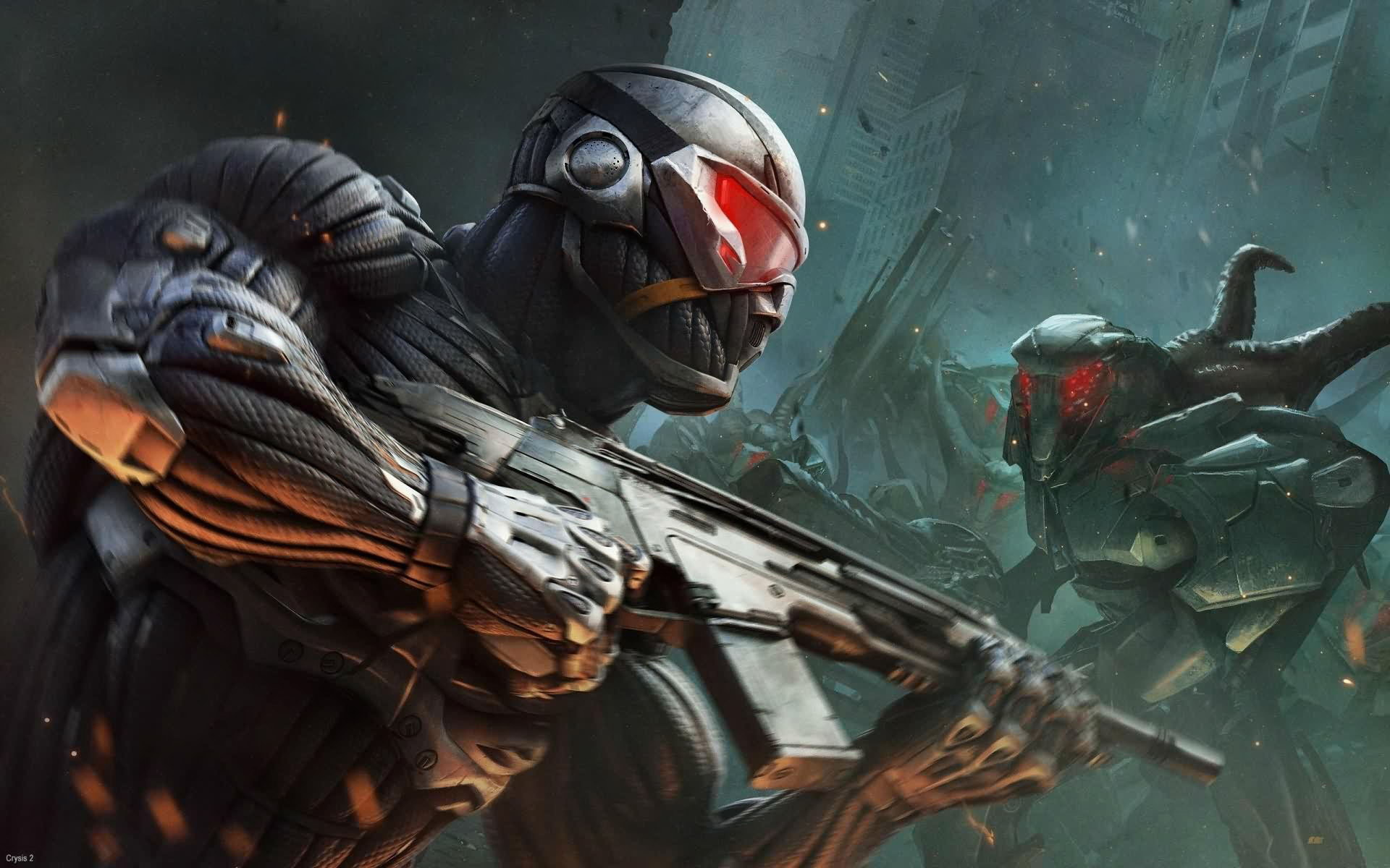 Crysis 34 Crysis 3 The Lethal Weapons Trailer