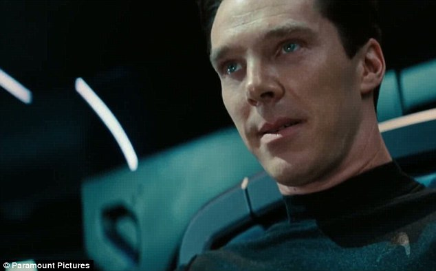 Cumberbatch as Khan Star Trek Into Darkness Alludes to Wrath of Khan? Major Spoiler Alert