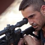 DEAD MAN DOWN Colin Farrell Gun 150x150 New Red Band Trailer From Dead Man Down Released