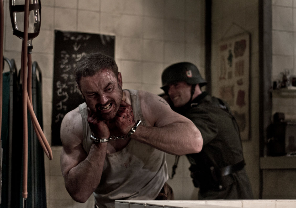 Bryan Larkin Stars in Outpost: Rise of the Spetsnaz