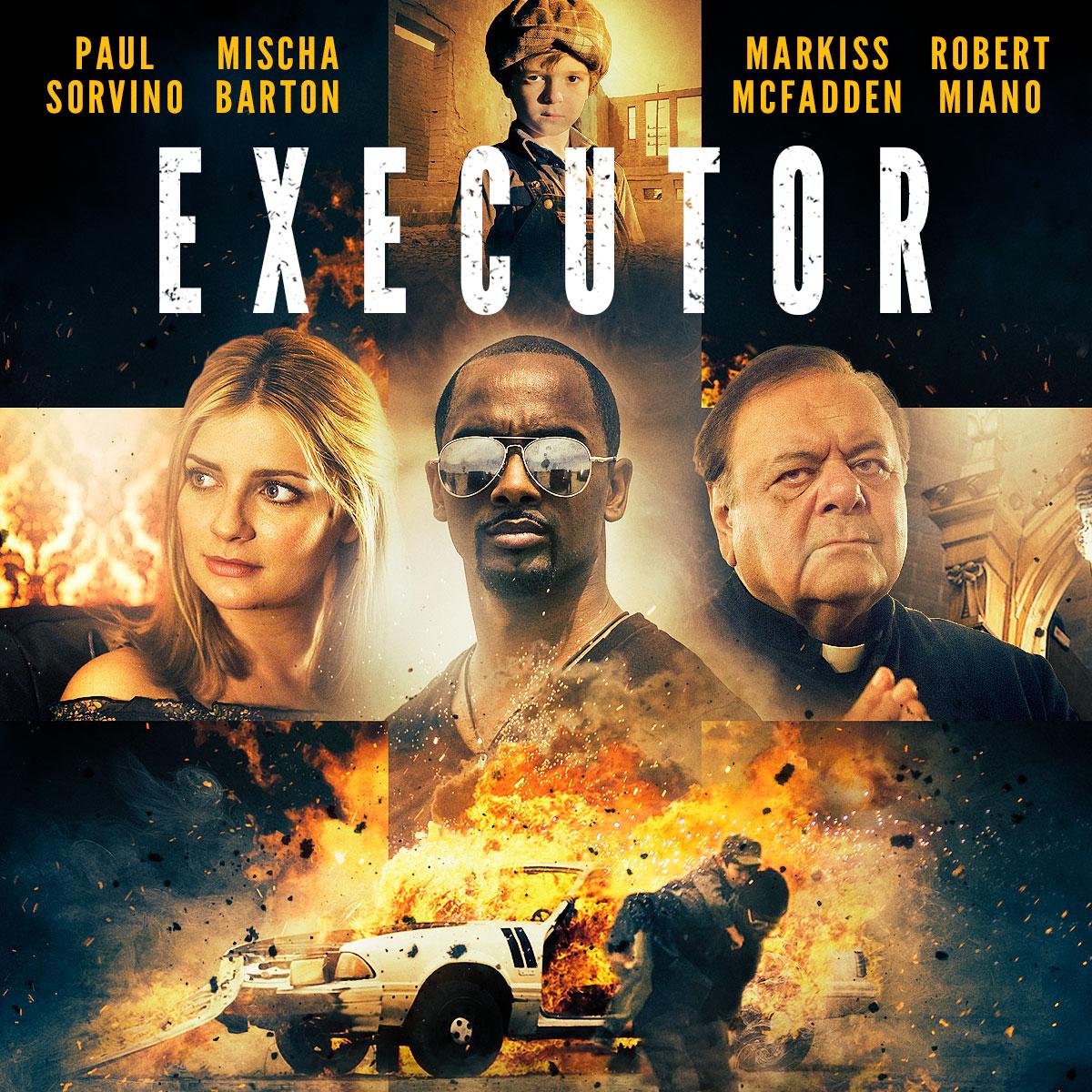Executor Movie Posterq