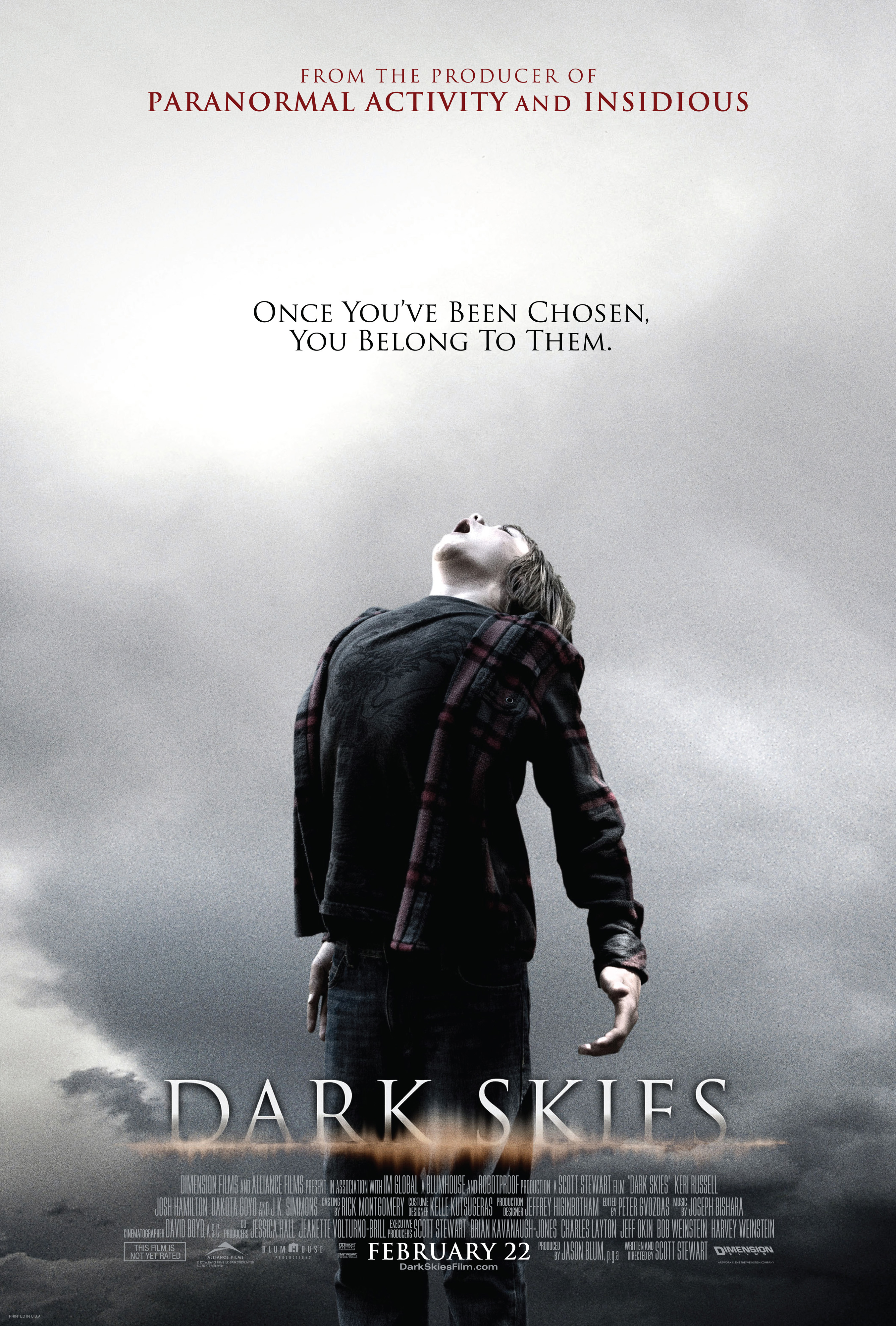 Producer Jason Blum Participates In IGNs Dark Skies Live UStream