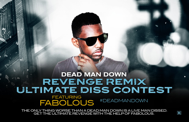 Dead Man Down and Fabolous Present New Song Success is Revenge