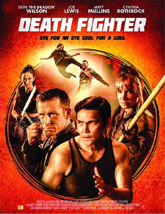 Death Fighter Movie Poster