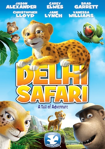 Delhi Safari 2D Win A Copy Of Delhi Safari From ShockYa