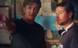 Dermot Mulroney and Leigh Whannell Insidious Chapter 3