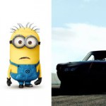 Despicable Me 2 Fast and Furious 6 150x150 Six Kick Ass 2 Posters Released