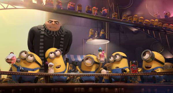 Despicable Me 22 Box Office Predictions: Kaiju And Jaegers Are No Match For Minions