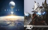 Destiny-Gamestop-Two-sided-Poster