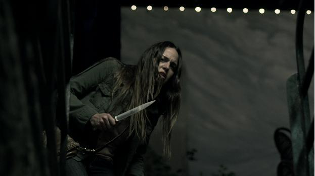 Devoured Key Set Still Knife Get Devoured by Horror Thrillers Official Trailer and Key Set Stills
